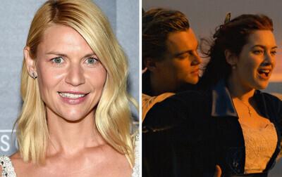 46602 - Claire Danes explica por qué rechazó salir en Titanic con Leo DiCaprio