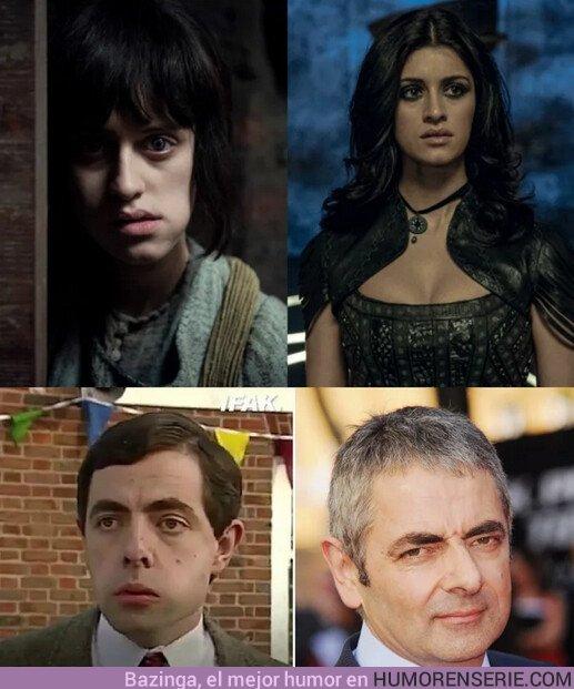 46641 - Mr. Bean y Yen separados al nacer