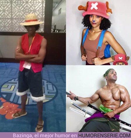 46684 - ¿Será así la serie de One Piece de Netflix?