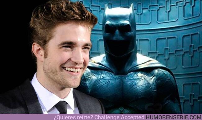 46712 - Robert Pattinson pide perdón a los fans de Batman por decir que no es un superhéroe