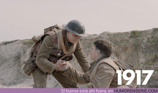 46881 - Critican a la película de guerra 1917 porque no tiene mujeres ni personas de color