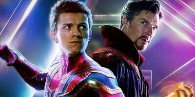 47017 - Una imagen de Spider-man en Doctor Strange 2 está esperanzando a los fans de Marvel