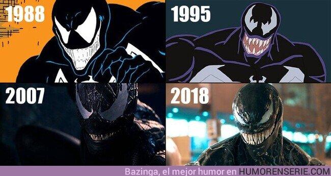 47062 - ¿Cuál es tu Venom favorito?