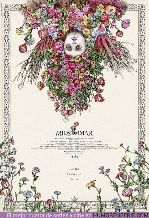 47109 - El póster promocional de Midsommar en Japón es alucinante. Por Yuko Higuchi