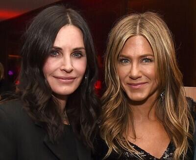 47356 - Tendrás que mirar dos veces esta foto Jennifer Aniston y Courteney Cox para saber quíen es quién
