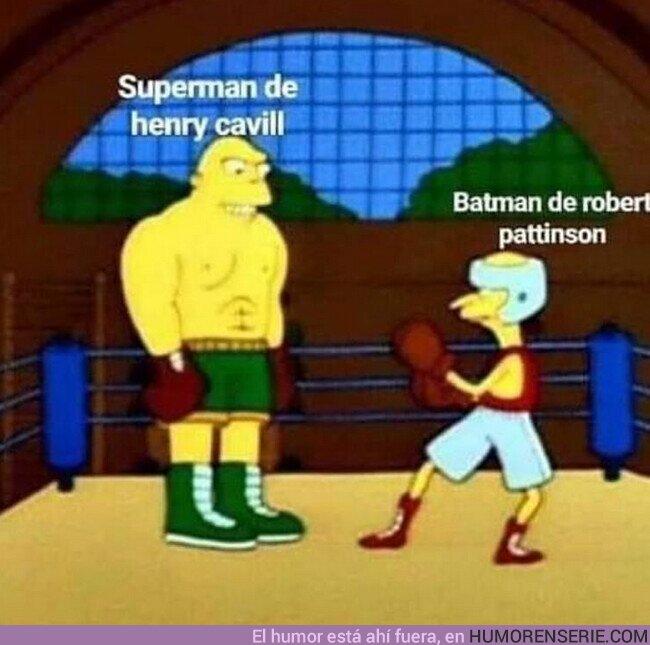 47608 - Esta pelea sería tan injusta...
