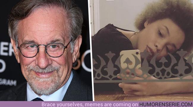 47781 - Con estas palabras la hija de Steven Spielberg anuncia que se dedicará al cine para adultos