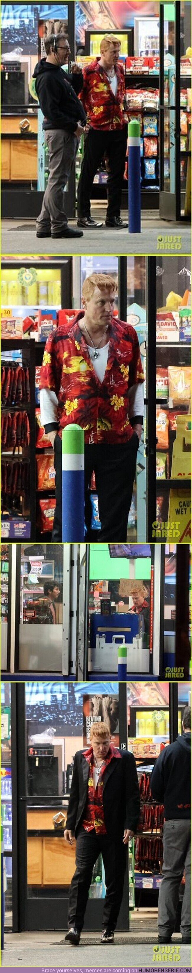 47920 - Nuevas imágenes de Woody Harrelson como Cletus Kasady en VENOM 2.
