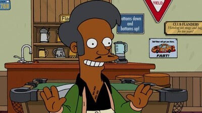 47987 - Comunicado oficial de Los Simpson sobre Apu y la polémica con su voz