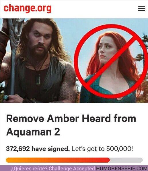 47995 - Quieren echarla desde que se filtraron sus audios maltratando a Johnny Depp