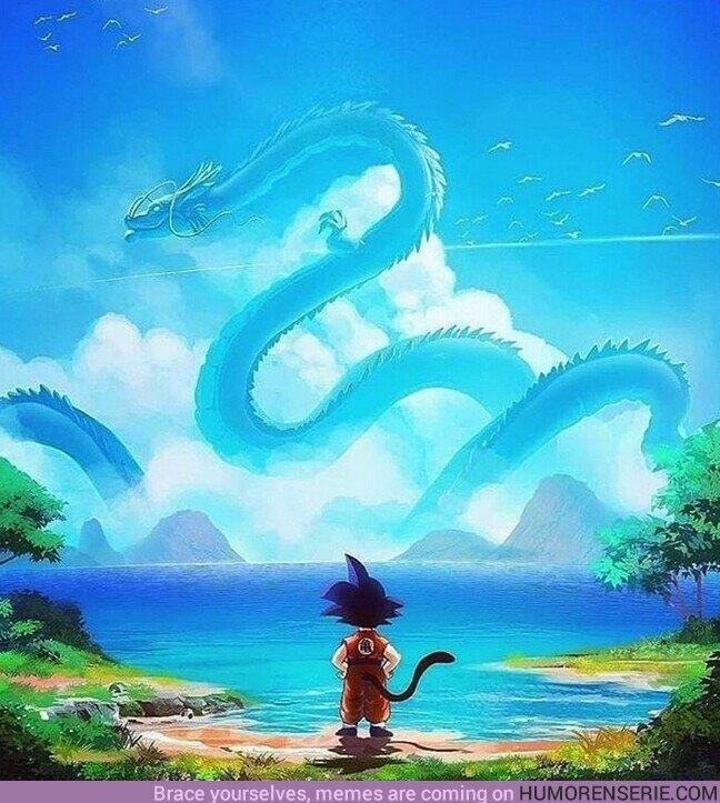 48004 - Un día como hoy en 1986 se estrenaba el primer capítulo de Dragon Ball