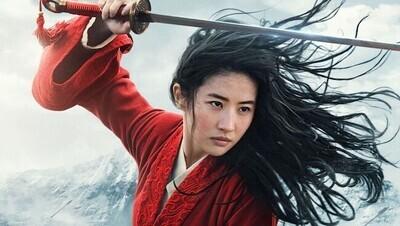 48020 - La peli de Mulan ha censurado esta escena porque ofendía en China