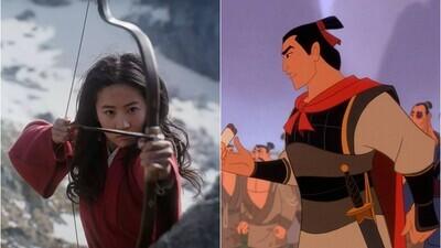 48191 - Por fin sabemos por qué Li Shang no sale en la película de Mulan