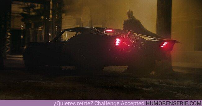 48295 - Las primeras imágenes del Batmóvil en la nueva peli de Batman son muy prometedoras