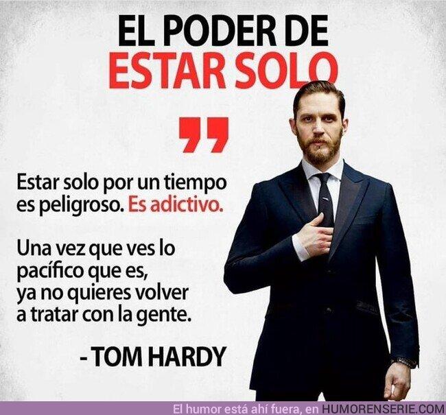 48996 - Ojo a las palabras de tom Hardy
