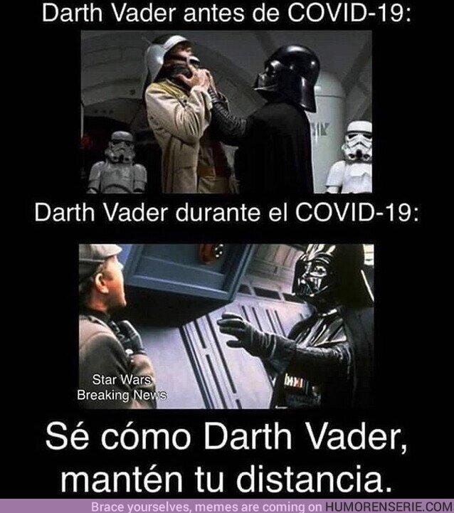 49140 - Haz como Darth Vader