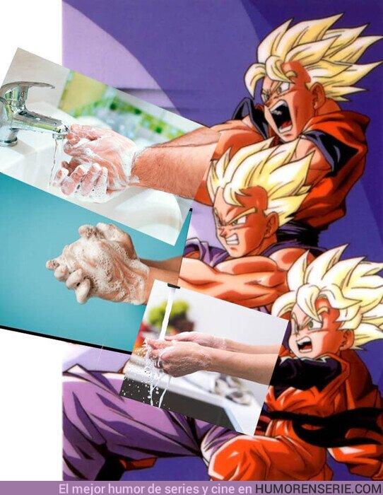 49312 - Son Goku y sus hijos nos marcan el camino