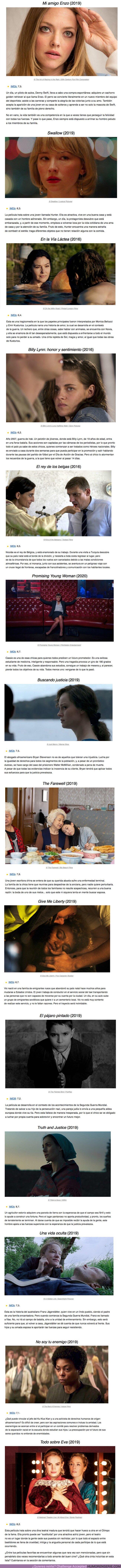 50883 - GALERÍA: 14 películas que te harán llorar aunque creas que tienes un corazón de piedra