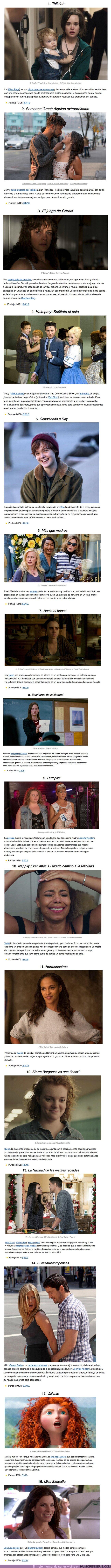 51170 - GALERÍA: 16 películas de Netflix que están protagonizasas por personajes femeninos que te harán temblar las bolas