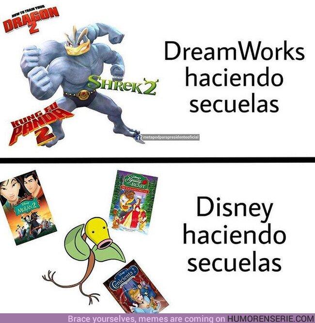 51224 - Disney, déjalo ya