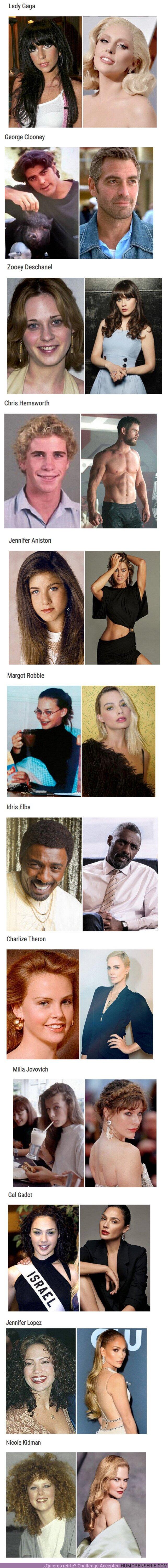 51309 - GALERÍA: Te sorprenderás cuando veas cómo eran estos 12 guapisimos actores antes de ser famosos