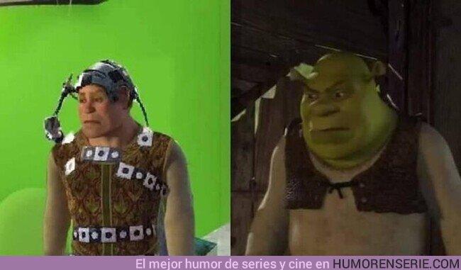 51715 - Así se grabó Shrek realmente