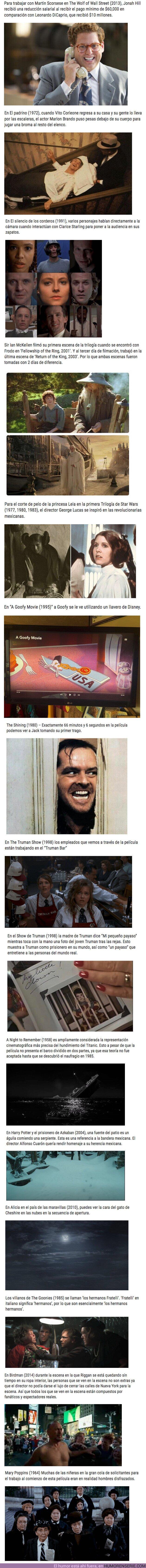 52606 - GALERÍA: 15 detalles locos de películas famosas que seguro que no conocías