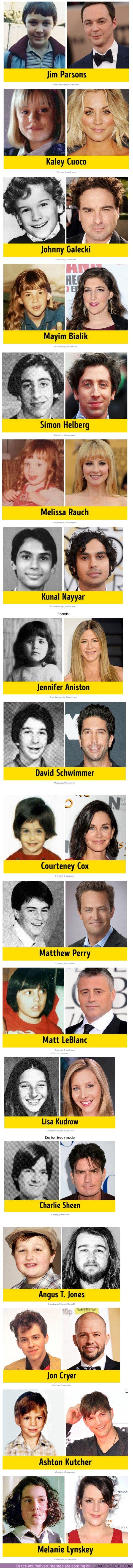 52789 - Así eran los actores y actrices de tus series favoritas cuando eran niños