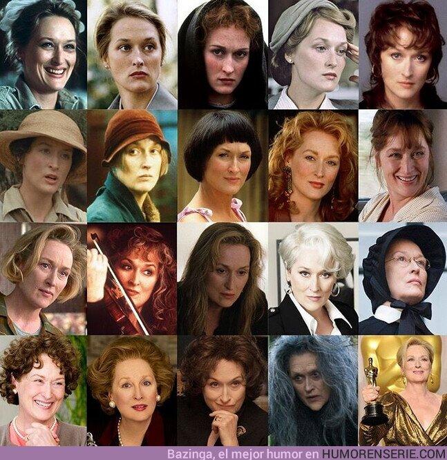 53451 - Las mil caras de Meryl Streep