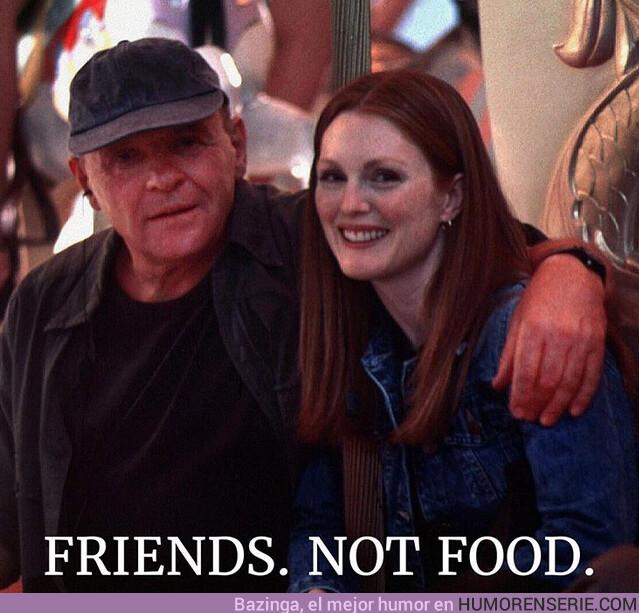 53457 - Los amigos no se comen