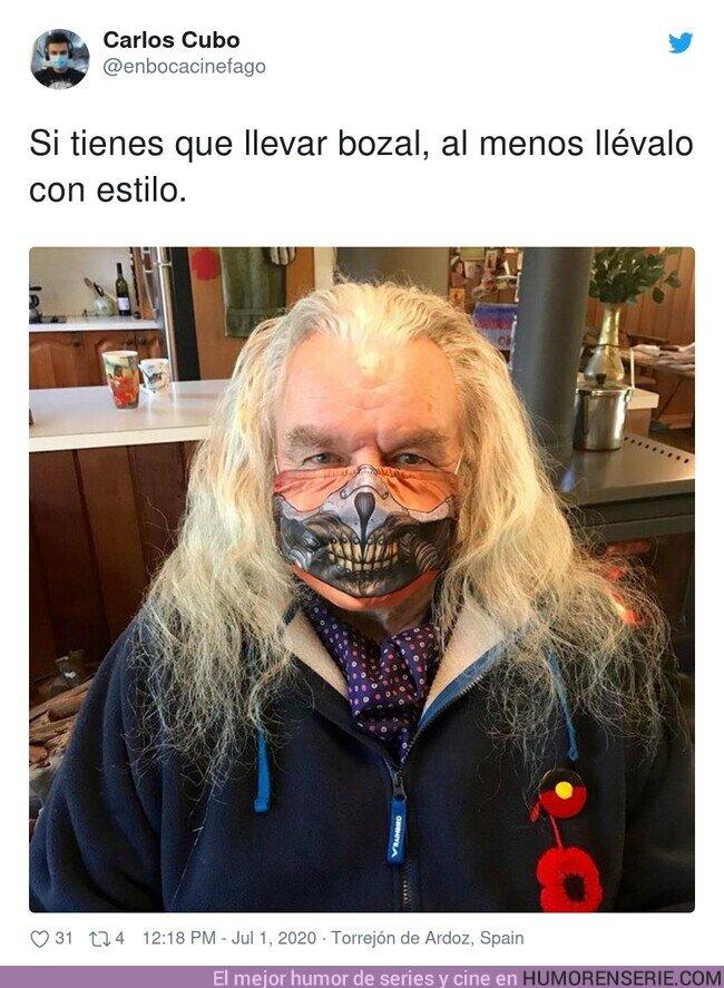 53769 - Bozal con estilo, por @enbocacinefago