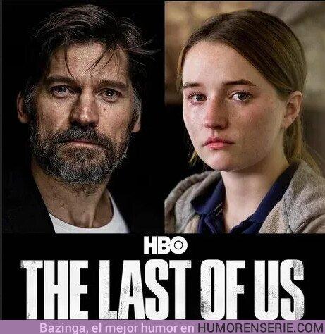 54028 - Sería el casting perfecto para la serie de HBO