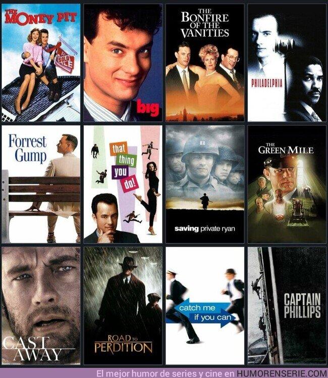 54295 - Escoge solo una película de Tom Hanks