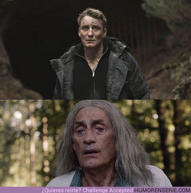 54426 - Te das cuenta que el trabajo de casting de #Dark es increíble, cuando creías que estos Ulrich eran el mismo actor