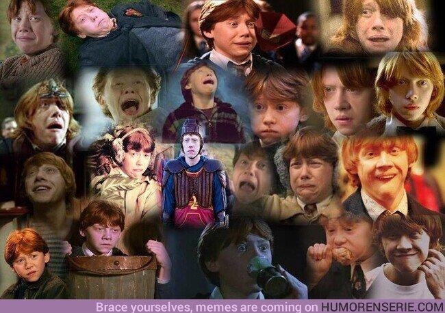 54458 - Expresiones faciales de Rupert Grint