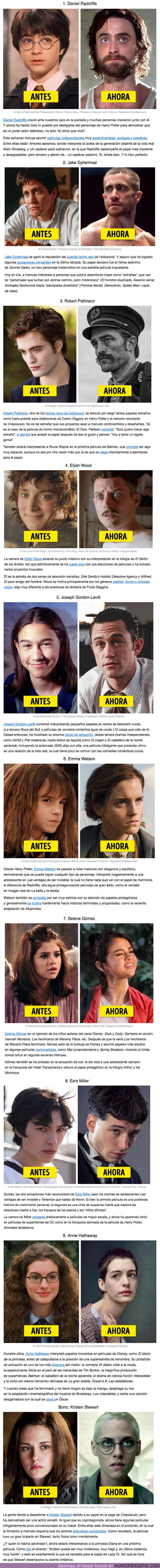 54984 - GALERÍA: 10 actores que han demostrado que no están definidos por sus primeros papeles
