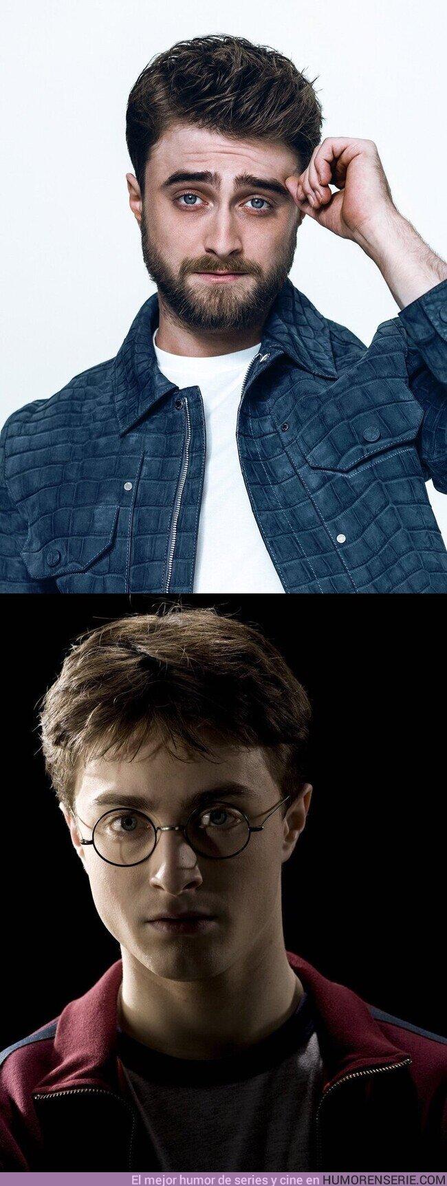 55186 - Hoy cumple 31 años Daniel Radcliffe. Gracias por formar parte de nuestra infancia