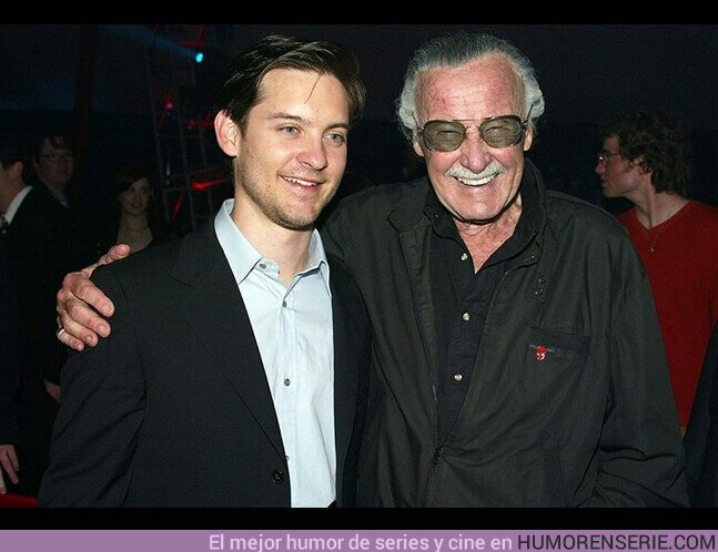 55200 - El Peter Parker favorito de Stan Lee