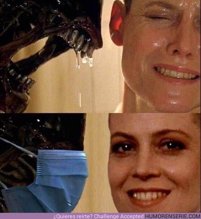 55245 - Haz como el Alien