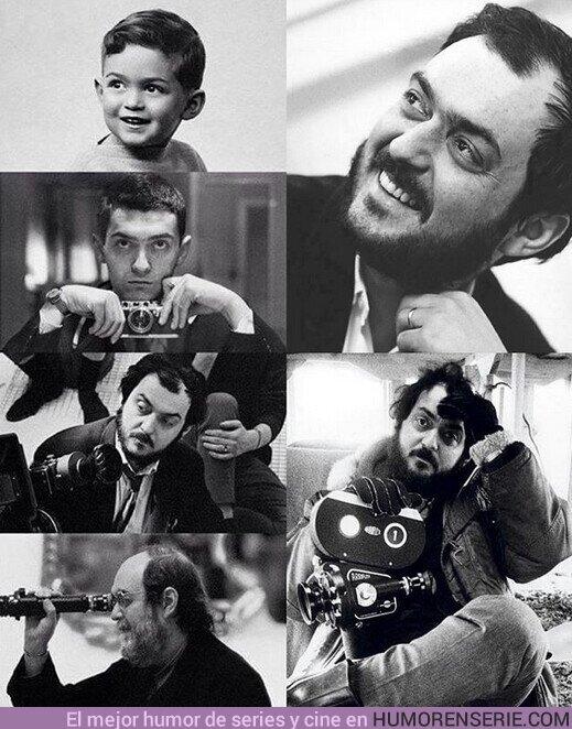 55324 - Hoy cumpliría 92 años, Stanley Kubrick