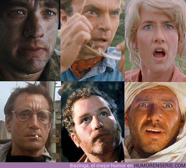 55326 - Miradas Spielberg