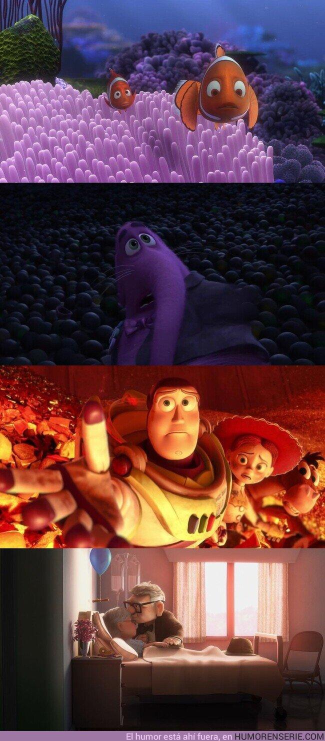 55507 - 4 escenas míticas en las que Pixar consiguió destrozarme un poco por dentro