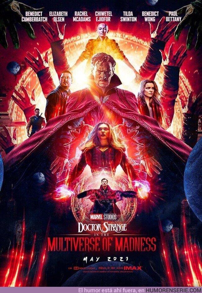 55524 - Gran cartel de Doctor Strange 2