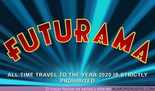 55687 - Ya sabemos por qué estaba prohibido volver al año 2020