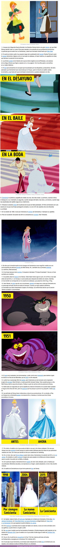 55731 - GALERÍA: Conoce el dibujo original de Cenicienta y 25 cosas más que probablemente no sabías sobre ella