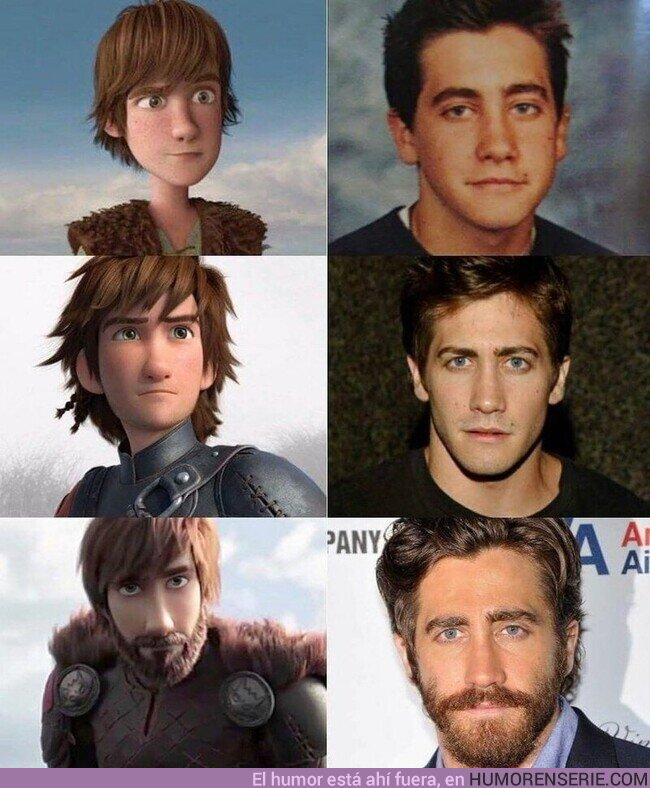 56160 - Jake Gyllenhaal sería perfecto para un live action de