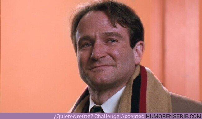 56281 - 6 años sin ti. ¡Oh, capitán! ¡Mi capitán!6 años sin Robin Williams ?  , por @LuisBarriales
