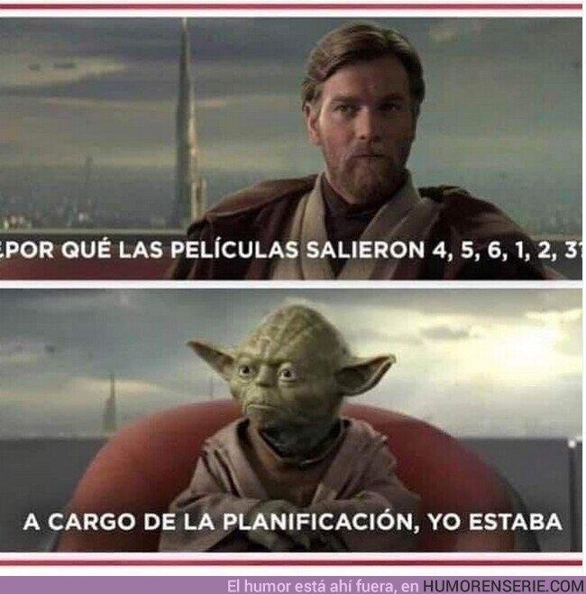 56322 - La culpa de todo es de Yoda