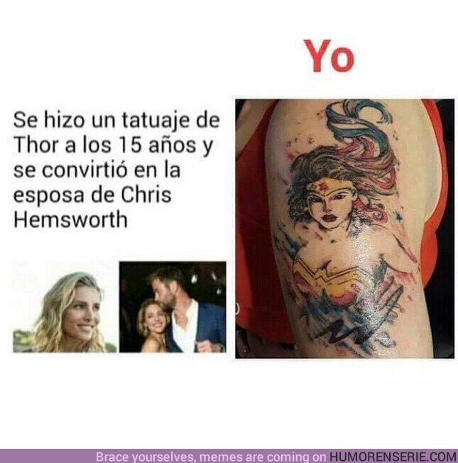 56825 - Me voy a tatuar a Aquaman