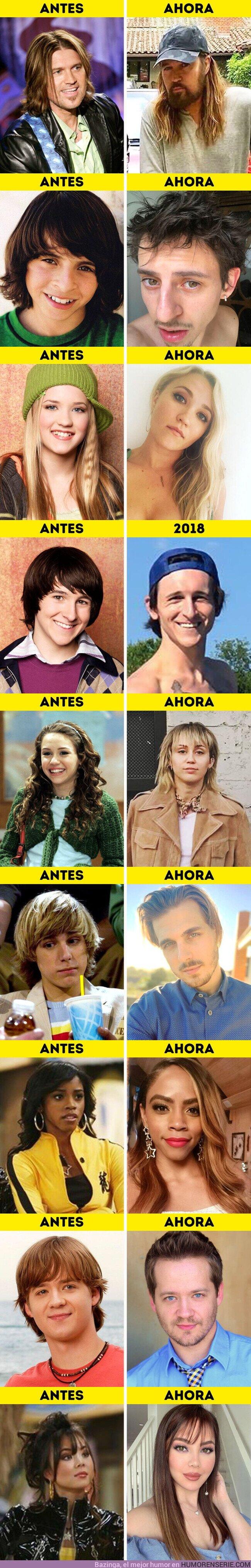 """56892 - GALERÍA: 14 Años después del estreno de """"Hannah Montana"""", así lucen hoy los actores de la serie"""